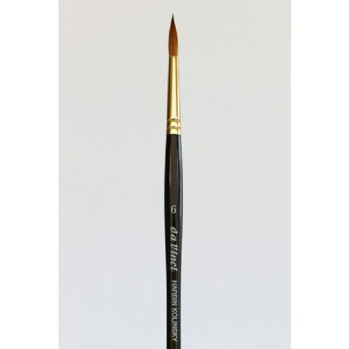 Diamond FX Da Vinci 1526Y Brush - No6